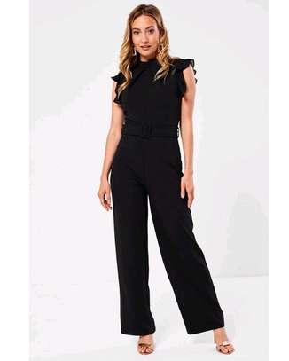 Black Jumpsuit image 2