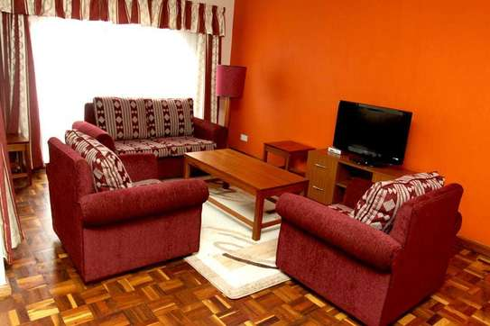 Stunningly Beautiful 2 Bedrooms Apartment Fully Furnished In Lavington image 12