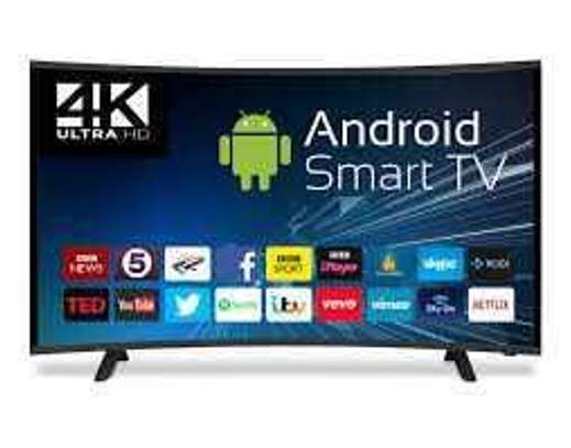 55 Inch Skyview Smart UHD 4K Android Curved Led TV in ...