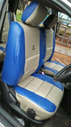 Western car seat covers
