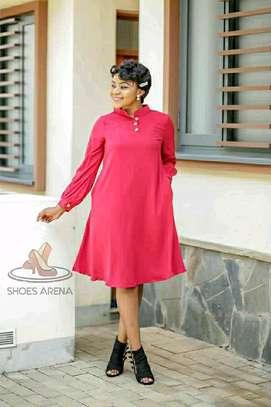 Free size Shirt dresses image 7