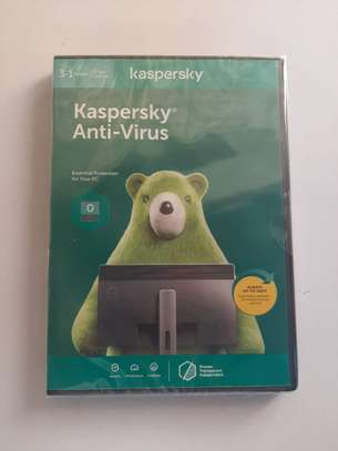 Anti-virus and laptop locks image 1