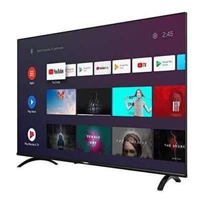"Samsung 43TU8000, 43"", Crystal UHD 4K Smart TV-BOXED image 1"
