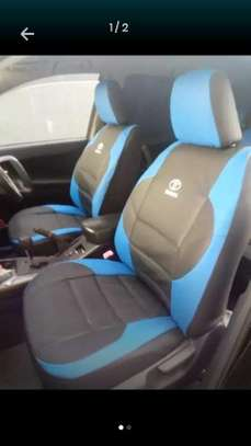 Colored Car Seat Covers image 2