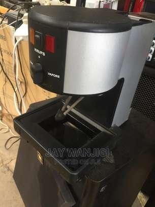 Krups Espresso Novo Espresso Cappuccino Maker image 1