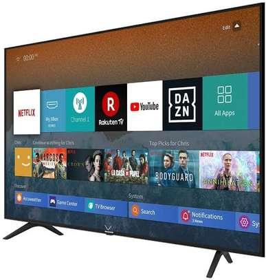 """Hisense 55"""" smart 4k tv image 1"""