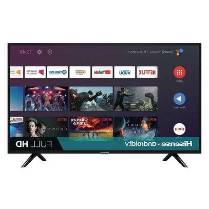 "Hisense 40"" smart  android TV image 1"
