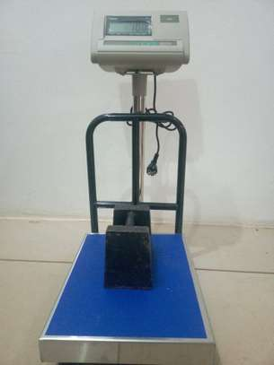 Approved A12 Indicator Digital Weighing Scales for LPG Gas Vendors image 7