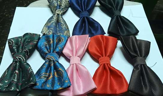 Floral bowties