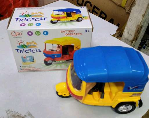 Tricycle image 1