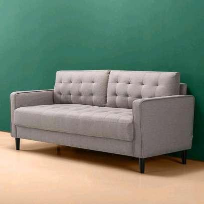 Modern tufted sofas for sale in Nairobi Kenya/three seater tufted sofa for sale in Nairobi Kenya image 1