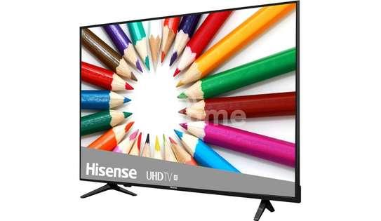 65 inch hisence smart 4k TV image 1