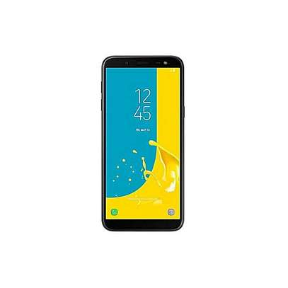 "Samsung Galaxy J6 (2018) 5.6"", 2GB+32GB ROM , 13MP + 8MP, Dual SIM- 4G - Black image 8"