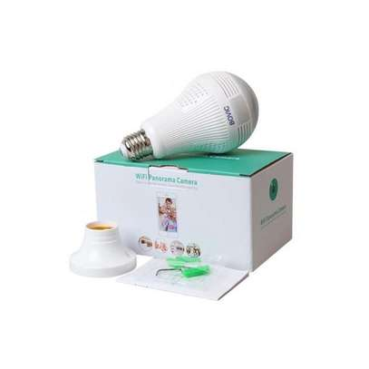 Generic Bulb Nanny Camera for Home and Business image 4