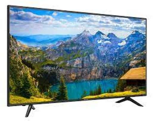 Hisense 55 inch UHD 4K  Smart Android TV image 1
