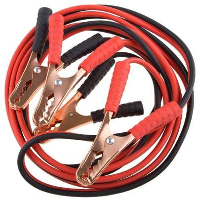 2000Amp Heavy Duty Car Jump Starter Leads Booster Cable Car Jumper image 1