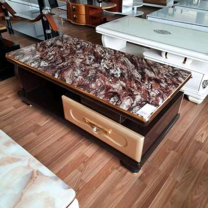 Marble Top Coffee Tables image 1