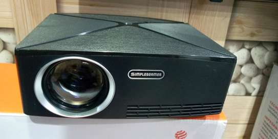 MH535 Eco-friendly 1080p Business HDMI Projector image 1