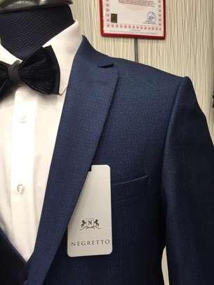 Negretto designer  slim suits image 3