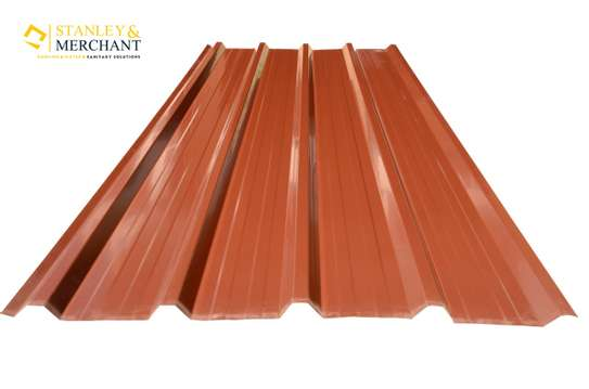 30 Gauge Box Profile Roofing Sheets image 1