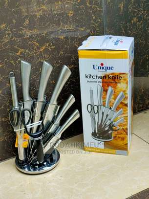 All Silver Knife Set image 1