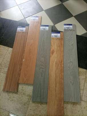 Floor tiles size 15*90 (8 pieces) image 1