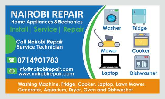 Fridge repair in Nairobi, washing machines, cooker and oven repairs