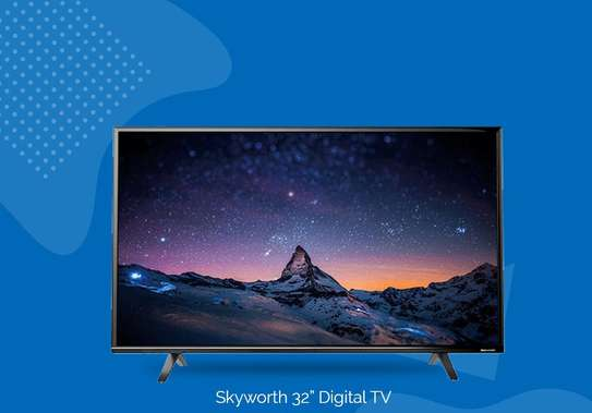 """32"""" TCL Android Smart TV - Black"""