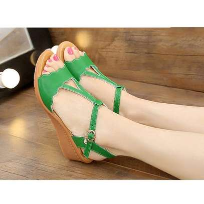 Open Wedges image 1