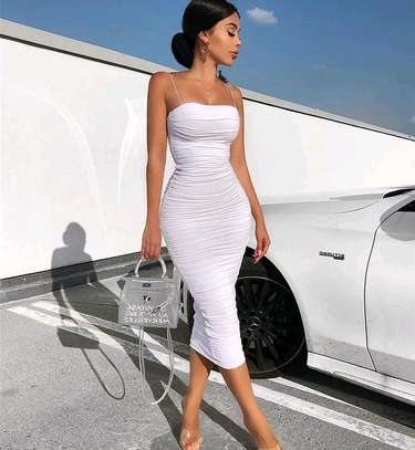 Ruched Dress image 1