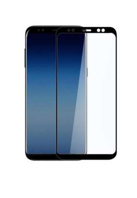 5D HD Clear Tempered Glass Front Screen Protector for Samsung A6 2018/ A6 Plus 2018 image 3