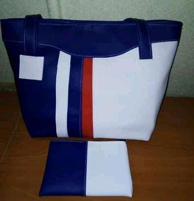 Ladies tote handbag(2 in 1)