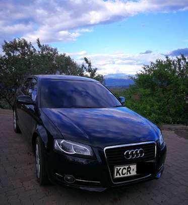 Black Audi A3 image 6