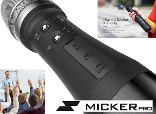 Micker Pro Speaker Microphone image 5