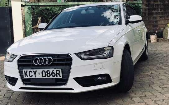 Audi A4 2.0T 2013 image 1