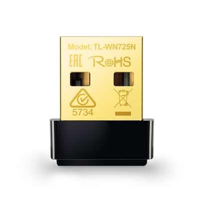 150Mbps Wireless N Nano USB Adapter image 1