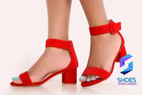Quality Chunky Heels image 14