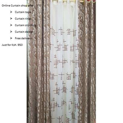 Fashionable curtains image 10