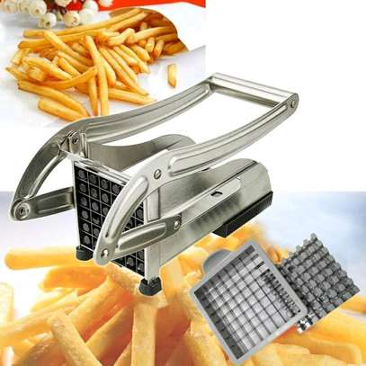 stainless steel potato clipper image 1
