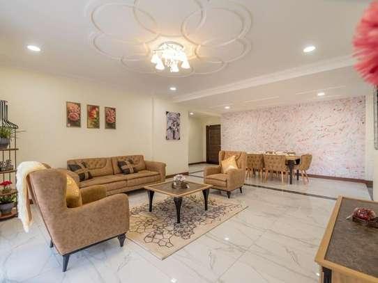 Furnished 3 bedroom apartment for rent in Kilimani image 1