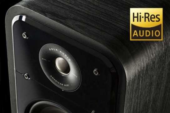 The NEW Polk Signature E Series 5-Piece High Resolution Hometheater Speaker Set image 9