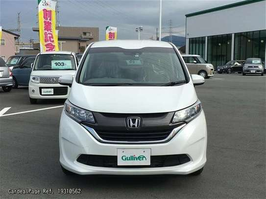 Honda Freed image 5