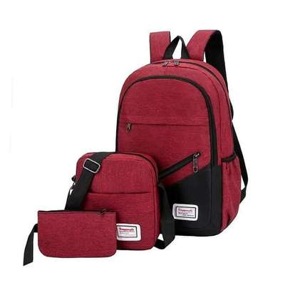 3 IN 1 LAPTOP BAG WITH USB CHARGING CABLE WHOLESALERS AND RETAILERS IN KENYA image 4