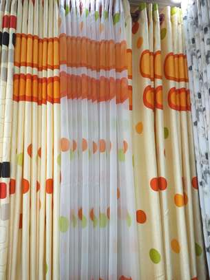 colourful curtains. image 4