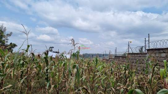 0.1 ha land for sale in Kikuyu Town image 4