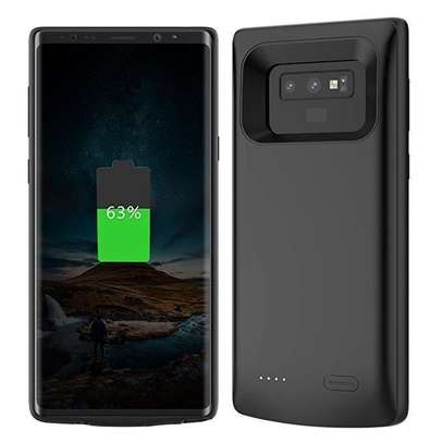 JLW Battery Case 5000mAh for Samsung Note 9 image 4