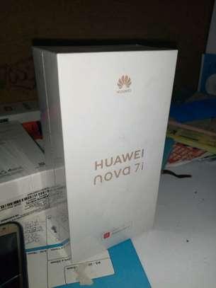 Huawei Nova 7i 128gb 8gb ram 48mp camera image 1