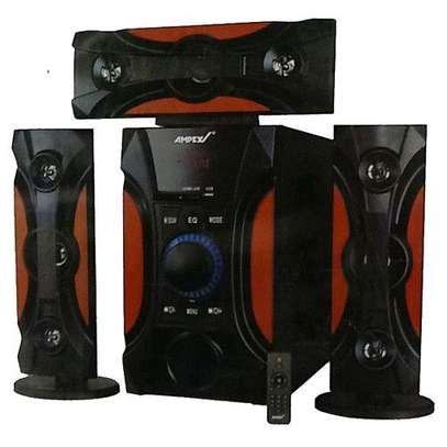Ampex Multimedia Speaker 12000W PMPO BLUETOOTH/USB/SD/FM image 1