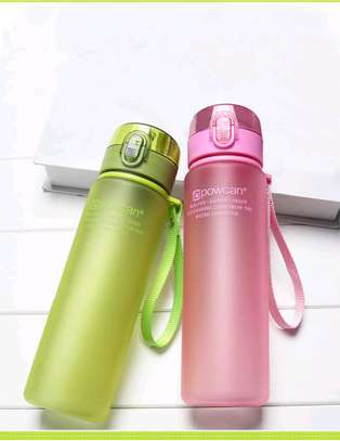 Unbreakable water bottle--500ml image 1