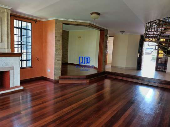 4 bedroom house for rent in Gigiri image 4